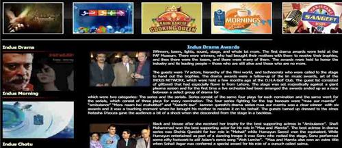 Indus TV Network