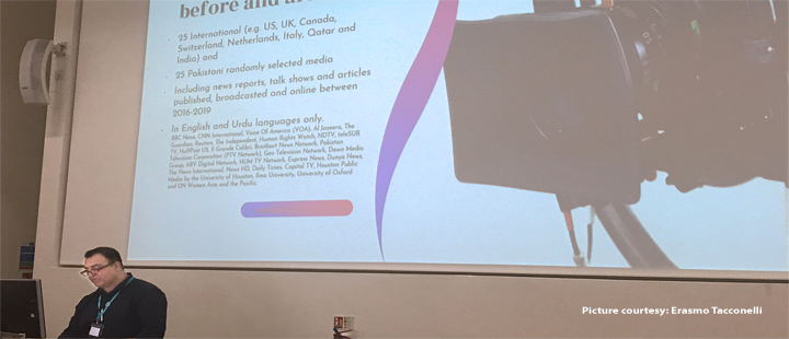 Research paper presented at Interdisciplinary perspectives on intersex Conference 2019, the University of Lincoln