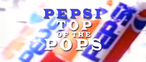 PEPSI TOP OF THE POPS
