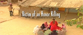 VICTIM OF AN HONOR KILLING