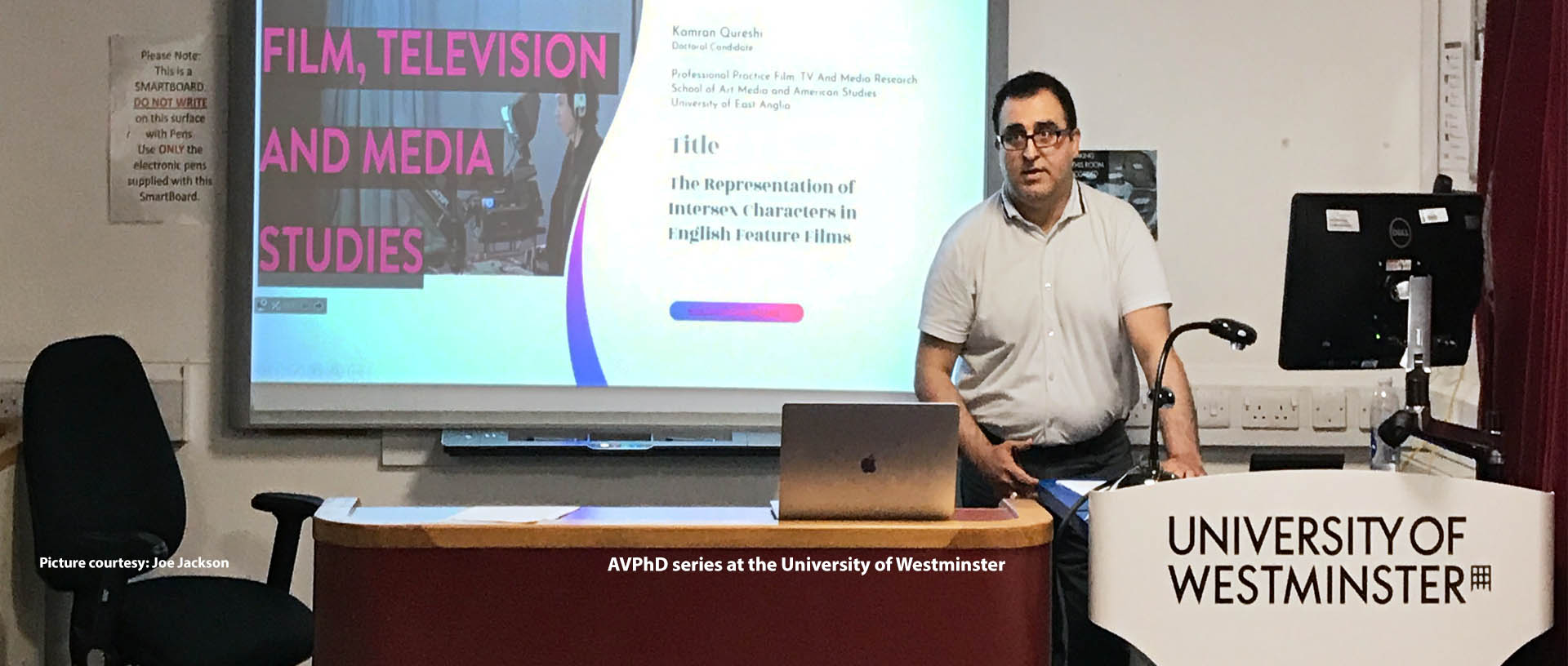 Doctoral research project presented at the University of Westminster