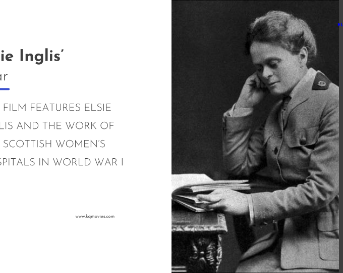 The Woman with the Torch - Elsie Inglis