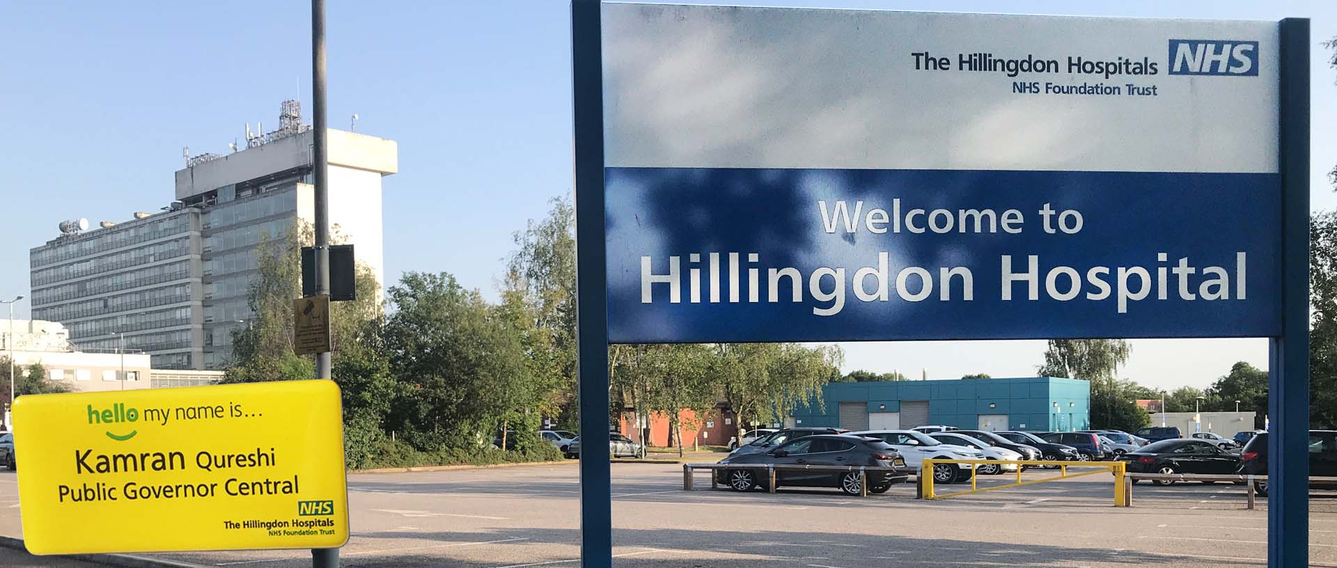 Working as a Public Governor Central at The Hillingdon Hospitals NHS Foundation Trust